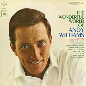 Andy Williams, Claudine Longet Let It Be Me cover