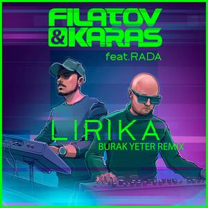 Lirika (feat. Rada) [Burak Yeter Remix] Albümü