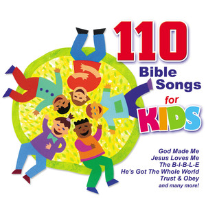 110 Bible Songs For Kids - Children Songs