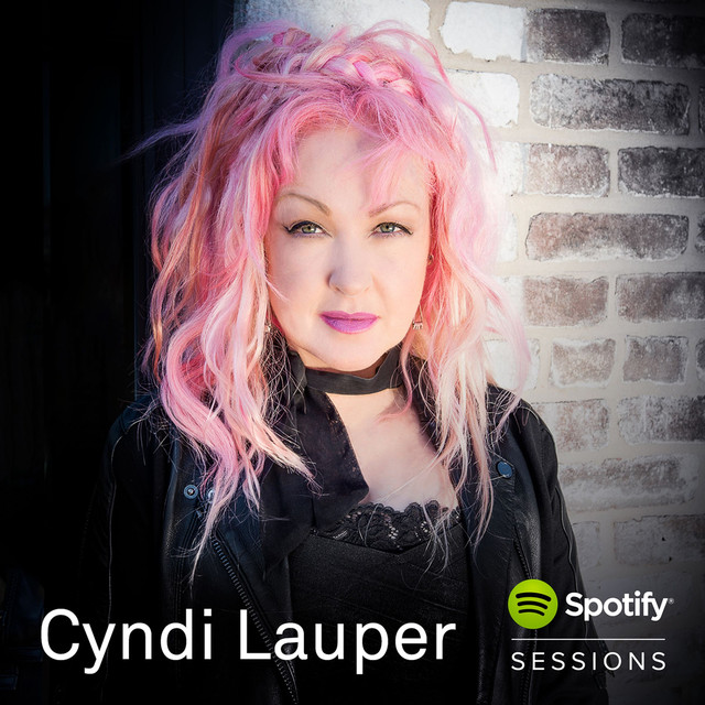 Cyndi Lauper - Spotify Sessions