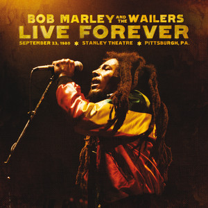 Live Forever: The Stanley Theatre, Pittsburgh, PA, 9/23/1980 Albumcover