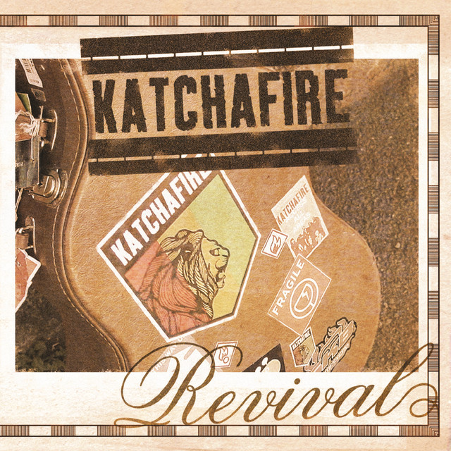 Album cover for Revival by Katchafire