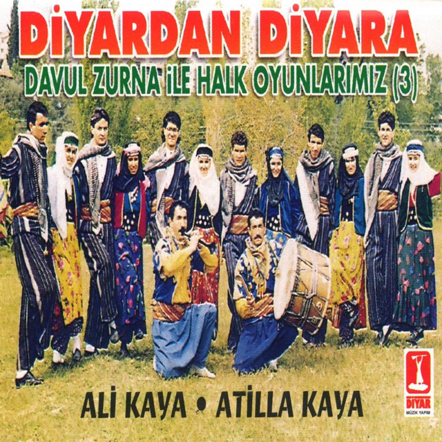 Diyardan Diyara, Vol. 3 (Davul Zurna İle Halk Oyunları)
