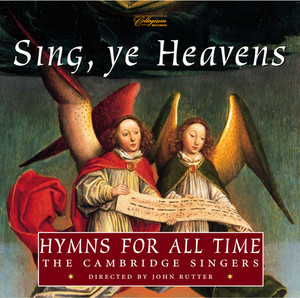 Sing, Ye Heavens - Hymns for All Time Albumcover