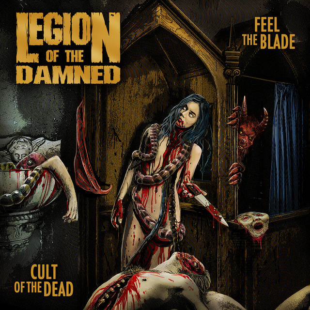 Feel The Blade / Cult Of The Dead