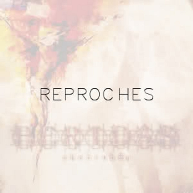 Album cover for Reproches by Cheb Ruben