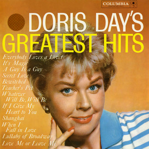 Doris Day's Greatest Hits album