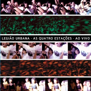 As Quatro Estações - Ao Vivo Albumcover