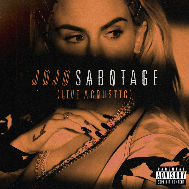 JoJo - Sabotage (LIVE Acoustic) cover