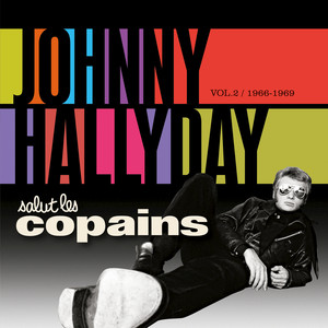 Johnny Hallyday San Francisco cover