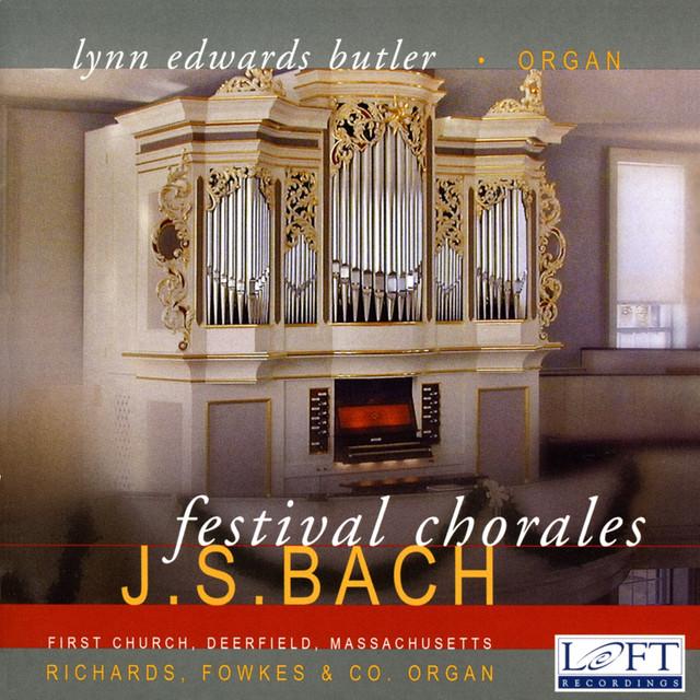 Bach: Festival Chorales Albumcover
