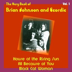 The Very Best of Brian Johnson and Geordie, Vol. 1 album