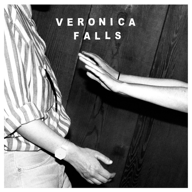 Album cover for Waiting For Something To Happen by Veronica Falls