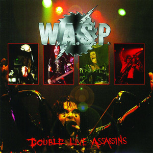 W.A.S.P. I Wanna Be Somebody cover