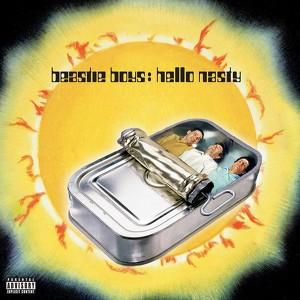 Hello Nasty (Deluxe Version) [Remastered] Albumcover