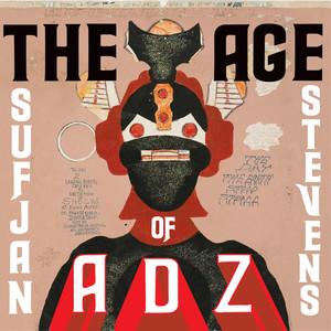 The Age of Adz Albumcover