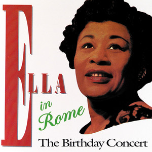 Ella In Rome - The Birthday Concert Albumcover