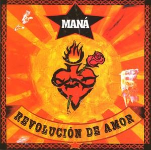 Revolucion de amor (Audio only) Albumcover
