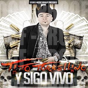Y Sigo Vivo Albumcover