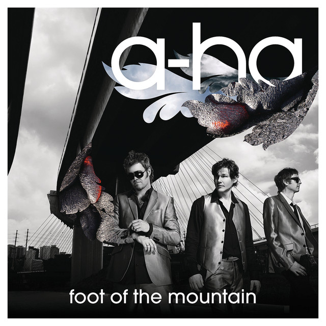 a-ha Foot of the Mountain album cover