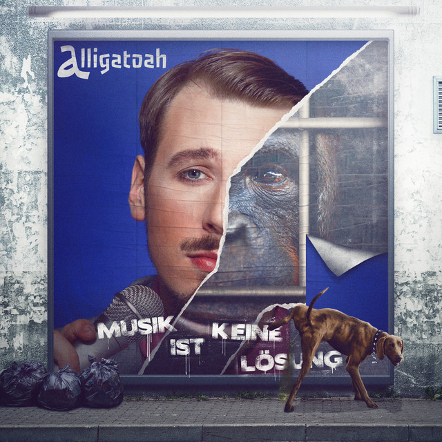 Album cover for Musik ist keine Lösung by Alligatoah