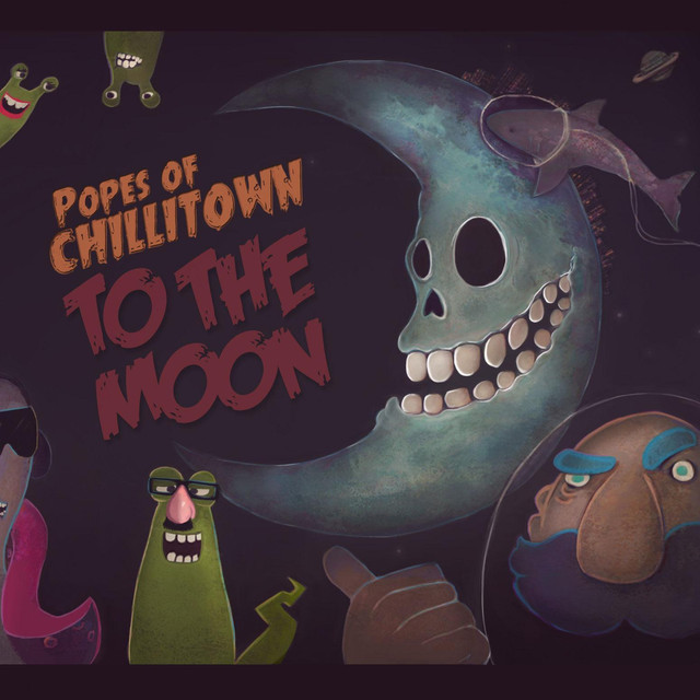 Popes of Chillitown tickets and 2018 tour dates
