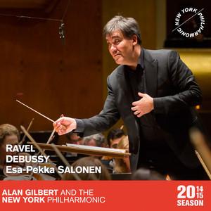 Ravel: Valses nobles et sentimentales & Piano Concerto in G major - Debussy: Jeux - Esa-Pekka Salonen: Nyx album