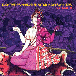 Electric Psychedelic Sitar Headswirlers, Volume 11