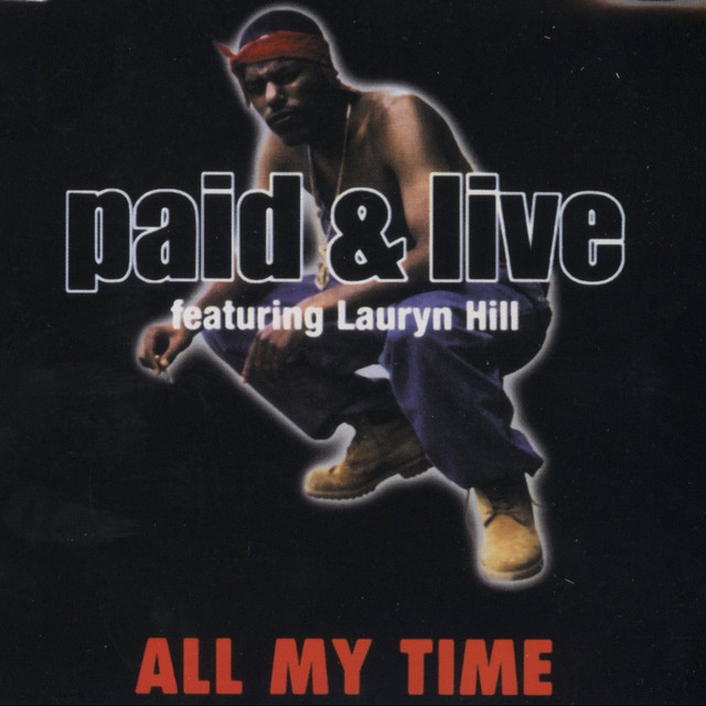 All my time-Lauryn Hill - YouTube