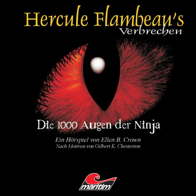 Folge 4: Die 1000 Augen der Ninja Cover