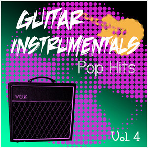 Guitar Instrumentals - Pop Hits (Vol. 4) Albumcover