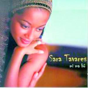 Sara Tavares Planeta Sukri cover