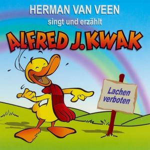 Singt & erzählt Alfred J. Kwak - Lachen Verboten album