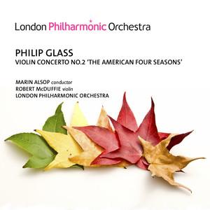 "Glass: Violin Concerto No. 2, ""The American Four Seasons"" Albümü"