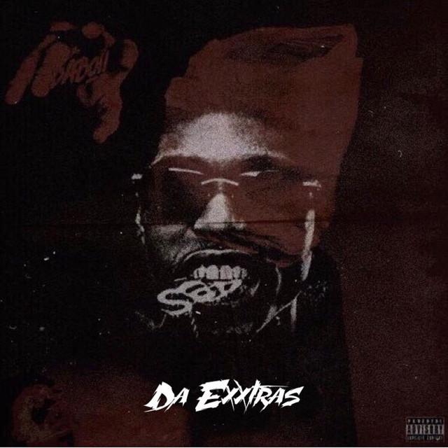 Album cover for Da Exxtras by DaBoii