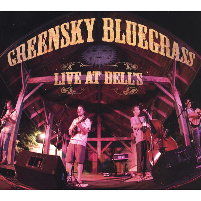 live at bells by greensky bluegrass on spotify. Black Bedroom Furniture Sets. Home Design Ideas