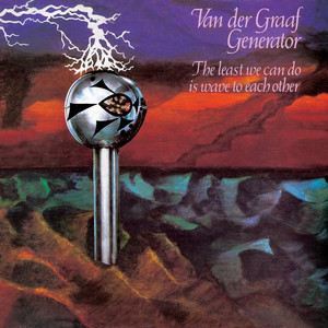 Van der Graaf Generator Afterthe Flood cover