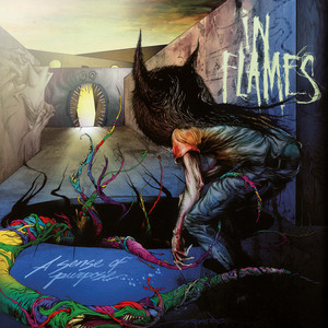 In Flames Move Through Me cover