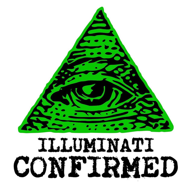 All On The Illuminati: Illuminati Confirmed By Illuminati On Spotify