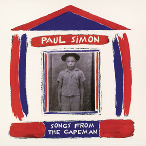 Songs From The Capeman Albumcover