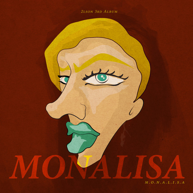 Album cover for 모나리자 Mona Lisa by 2LSON