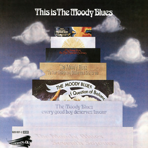 This Is the Moody Blues album