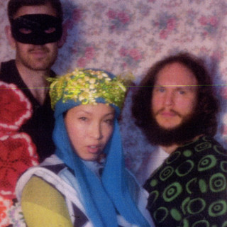 Album cover for seasons high by Little Dragon