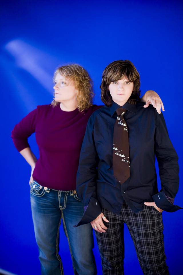 Indigo Girls Drag the River Tangled Up in Blue cover
