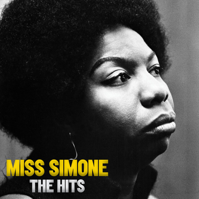 Miss Simone: The Hits Albumcover