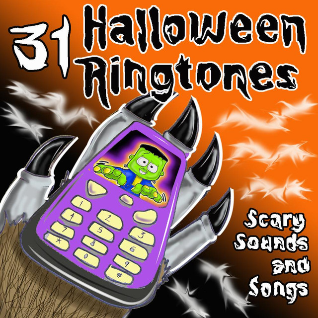 31 halloween ringtones scary sounds and songs by nooshi on spotify