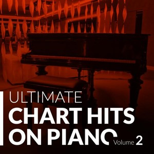Ultimate Chart Hits On Piano, Vol. 2 Albumcover