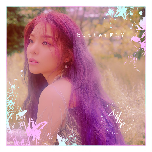 Album cover for butterFLY by Ailee