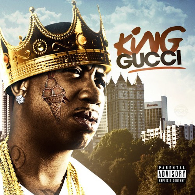 King Gucci Albumcover