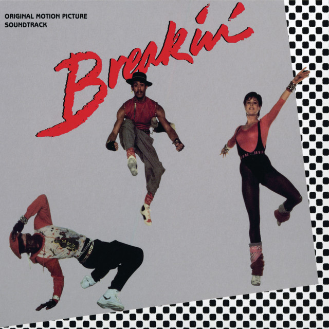 Breakin'...There's No Stoppin' Us album cover